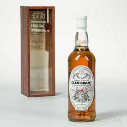 Glen Grant 49 Years Old 1957, 1 750ml bottle