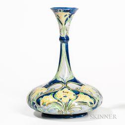 Moorcroft Pottery Florian Ware Vase
