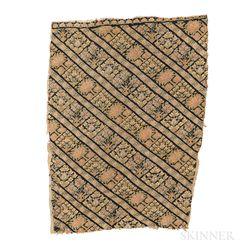 Northwest Persian Silk Needlepoint