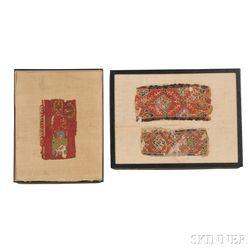 Three Coptic Fragments