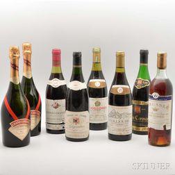 Dinner Lot, 8 bottles