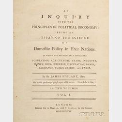 (Economics), Denham-Steuart, Sir James (1712-1780)