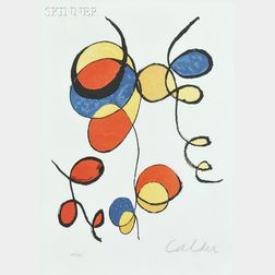 Alexander Calder (American, 1898-1976)      Untitled (Helix)