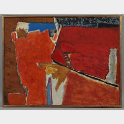 Wilfred Croteau (American, b. 1930)      #44