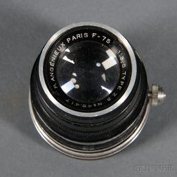 Angenieux Type Z3 Lens