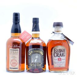 Mixed Bourbon, 6 750ml bottles