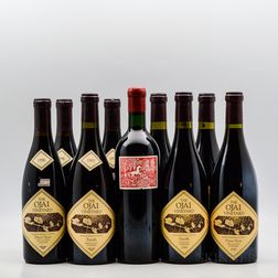 Ojai Vineyard, 9 bottles