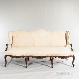 Louis XV Upholstered Sofa