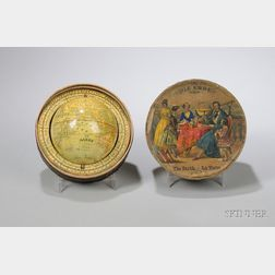Four-inch Globe by C. Abel-Klinger
