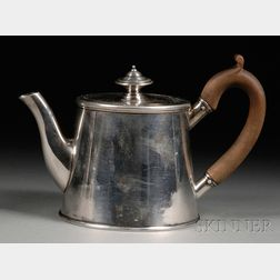Small Paul Storr Silver Teapot