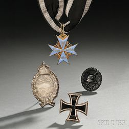 Group of Imperial German Medals