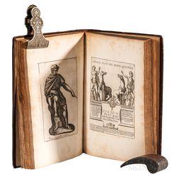 Rossi, Giovanni Giacomo de (1627-1691) Insigniores Statuarum Urbis Romae Icones. Liber Primus [Secundus].
