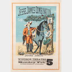 Jesse James Combination.