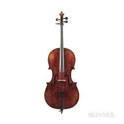 German Three-quarter Size Violoncello