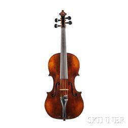 American Violin, 19th Century