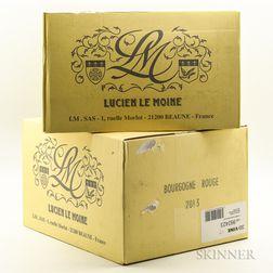 Lucien Le Moine Bourgogne Rouge 2013, 12 bottles (2 x oc)