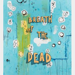 Thaddeus Strode (American, b. 1964)      Breath of the Dead