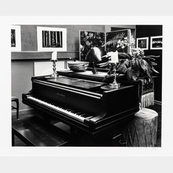 King Dexter, Ansel Adams Piano Gallery