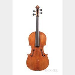 German Violin, Karl Herrmann, Markneukirchen, c. 1930