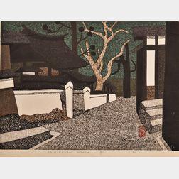 Kiyoshi Saito (1907-1997), Daikodera Kyoto