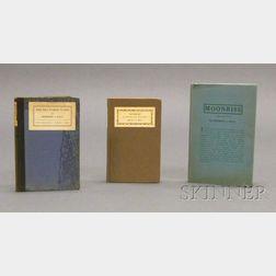 Herbert J. Hall, Three Books of Poetry