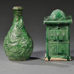 Two Ceramic Items