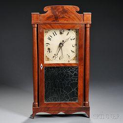 Silas Hoadley Miniature Alarm Timepiece