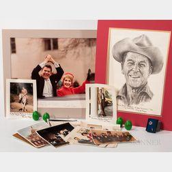 Reagan, Ronald (1911-2004) Archive.