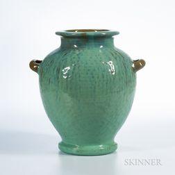 Fulper Pottery Amphora Vase