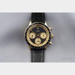 "14kt Gold ""Daytona Cosmograph"" Wristwatch, Rolex"