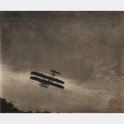 Alfred Stieglitz (American, 1864–1946)      The Aeroplane