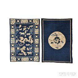 Two Peking Rugs