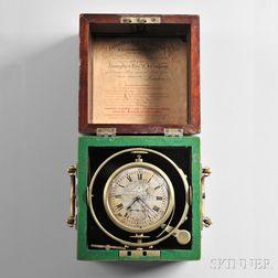 William Edward Frodsham Two-day Marine Chronometer, No. 1