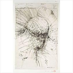 Rolf Iseli (Swiss, b. 1934)  Horcher Saint Romain - Bern