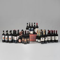 Starter Cellar #3 Italian Influenced, 54 bottles