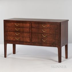 C.B. Hansens Sideboard in the Manner of Kaare Klint