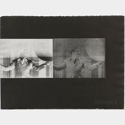 Annette Lemieux (American, b. 1957)      Untitled