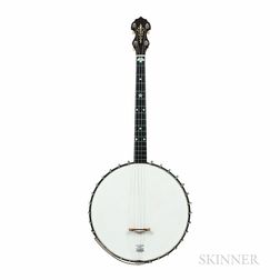 Vega Tubaphone Style M Tenor Banjo, c. 1921