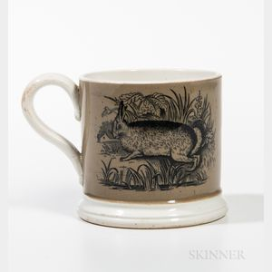 Whiteware Child's Mug