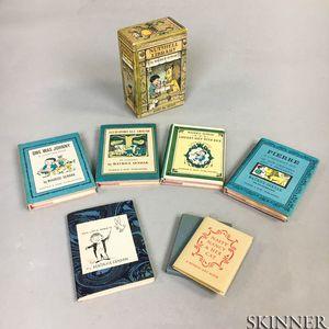 Five-book Maurice Sendak Nutshell Library   Set