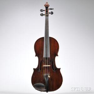 Violin, School of D. Nicolas