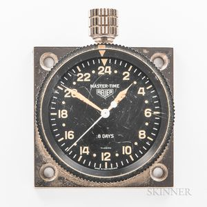 Heuer Master-Time 24-hour Clock