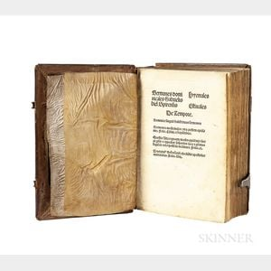 Biel, Gabriel (d. 1495) Sermones Domincales, Hyemales, Estivales, De Tempore.