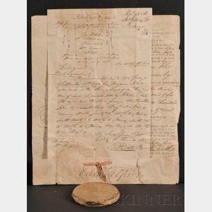 (Continental Congress), Telfair, Edward (c. 1735-1807)
