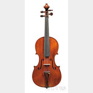 Modern Italian Violin, Gaetano Gadda, Mantova, 1952