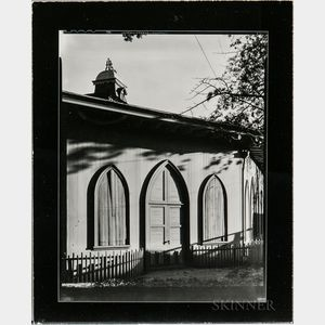 Walker Evans (American, 1903-1975)       Ossining, New York
