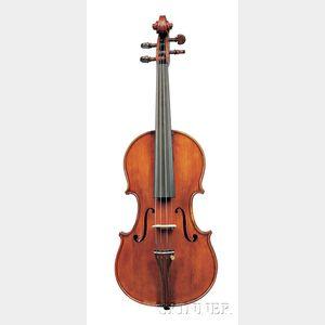 Modern Italian Violin, Romeo Antoniazzi, Cremona, 1922