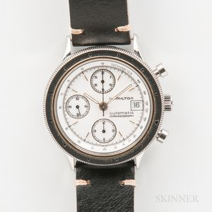 Hamilton Automatic Chronograph Wristwatch