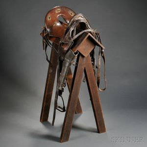 Model 1902 McClellan Saddle