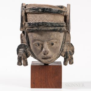 Veracruz Head Fragment